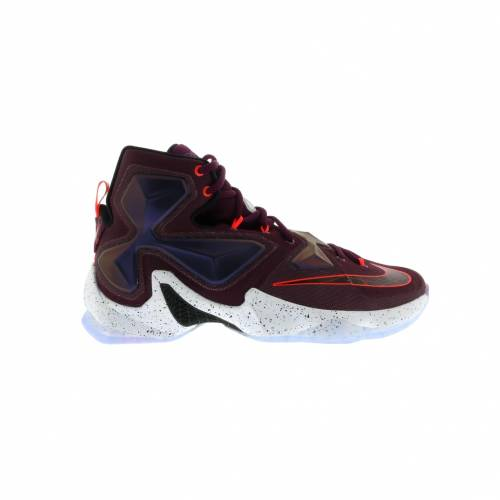 ナイキ NIKE レブロン サーティーン スニーカー 【 13 LEBRON WRITTEN IN THE STARS MULBERRY BLACKPURE PLATINUMVIVID PURPLE 】 メンズ