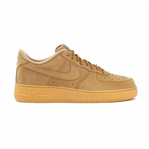 ナイキ NIKE エア スニーカー 【 AIR FORCE 1 LOW FLAX 2017 FLAXGUM LIGHT BROWNOUTDOOR GREEN 】 メンズ
