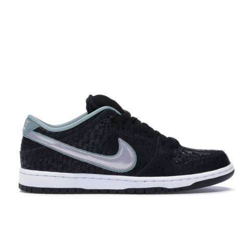 ナイキ NIKE ダンク エスビー S.P.O.T. スニーカー 【 SB DUNK LOW X LANCE MOUNTAIN BLACK METALLIC PLATINUMCANNON 】 メンズ