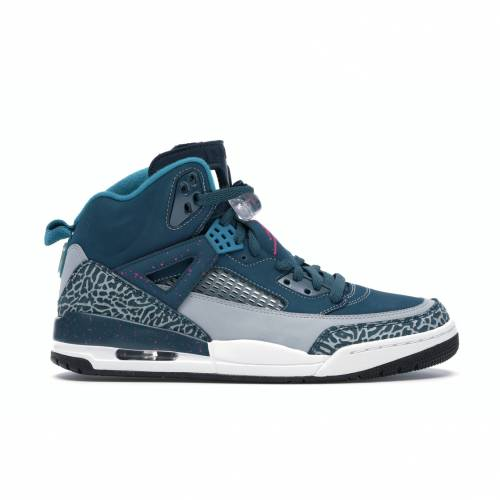 ナイキ ジョーダン JORDAN スニーカー 【 SPIZIKE SPACE BLUE WOLF GREY TROPICAL TEAL FUSION PINK 】 メンズ