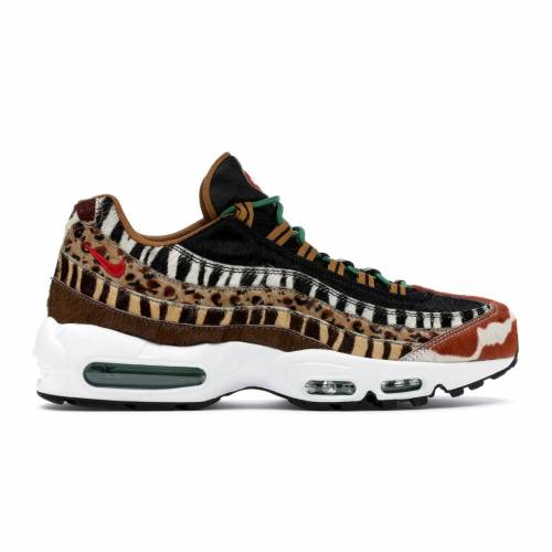 ナイキ NIKE エア マックス 黒 ブラック 2.0 スニーカー 【 AIR BLACK MAX 95 ATMOS ANIMAL PACK 2018 ALL BOX PONY SPORT REDBLACKCLASSIC GREEN 】 メンズ