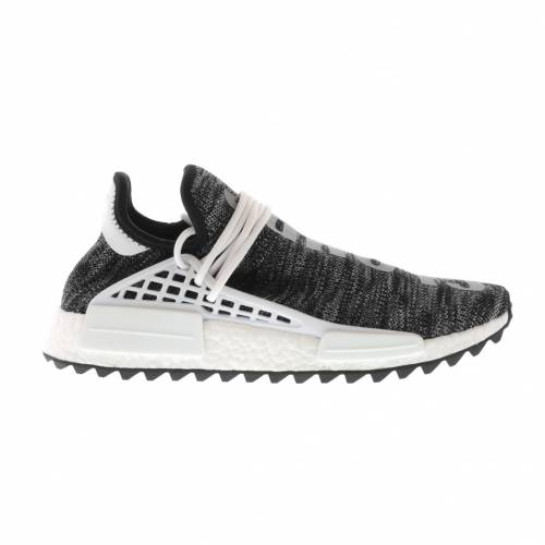 アディダス ADIDAS スニーカー 【 HUMAN RACE NMD PHARRELL OREO CORE BLACK FOOTWEAR WHITE 】 メンズ
