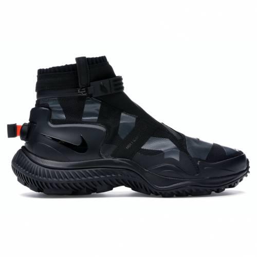 ナイキ NIKE ブーツ 黒 ブラック スニーカー 【 BLACK NSW GAITER BOOT ANTHRACITE ANTHRACITETEAM ORANGEBLACK 】 メンズ