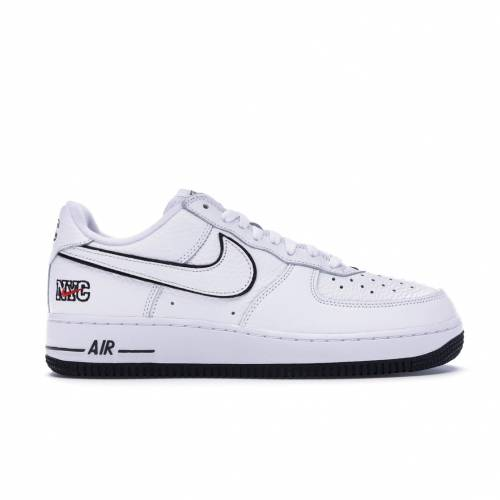 ナイキ NIKE エア スニーカー 【 AIR FORCE 1 LOW RETRO DSM WHITE BLACK 】 メンズ
