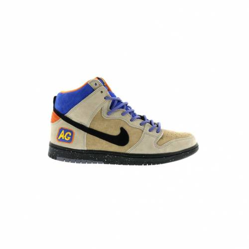 ナイキ NIKE ダンク エスビー ハイ スニーカー 【 SB DUNK HIGH ACAPULCO GOLD GRAIN BLACKSANDTRAPBRIGHT MANDARIN 】 メンズ