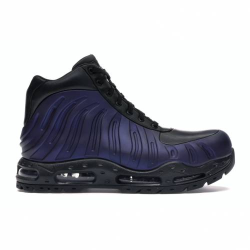 ナイキ NIKE エア マックス スニーカー 【 AIR MAX FOAMDOME EGGPLANT VARSITY PURPLE BLACK 】 メンズ