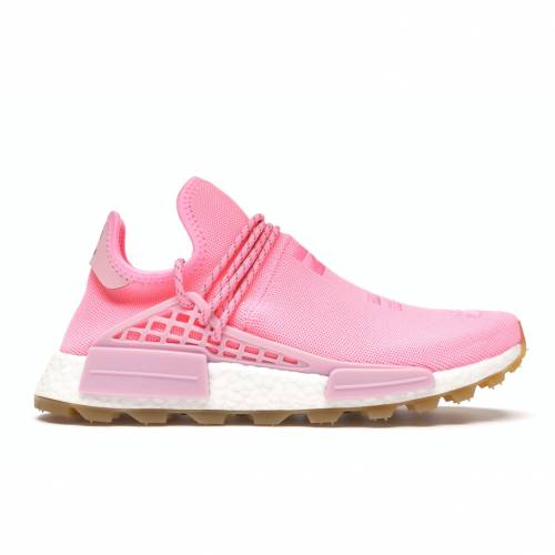 アディダス ADIDAS タイム スニーカー 【 NMD HU TRAIL PHARRELL NOW IS HER TIME LIGHT PINK 】 メンズ