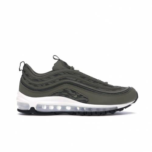 ナイキ NIKE エア マックス スニーカー 【 AIR MAX 97 TIGER CAMO OLIVE MEDIUM SEQUOIABLACKMEDIUM 】 メンズ