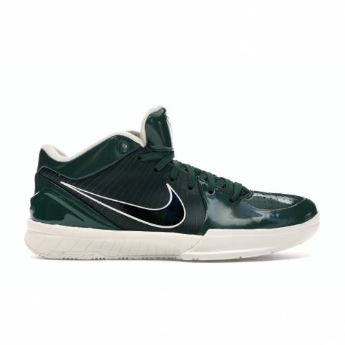 ナイキ NIKE コービー ミルウォーキー スニーカー 【 KOBE 4 PROTRO UNDEFEATED MILWAUKEE BUCKS FIR MULTICOLOR 】 メンズ