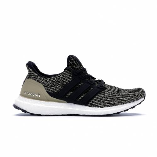 アディダス ADIDAS ウルトラ ブースト 4.0 スニーカー 【 ULTRA BOOST DARK MOCHA CORE BLACK TRACE KHAKI RAW GOLD 】 メンズ