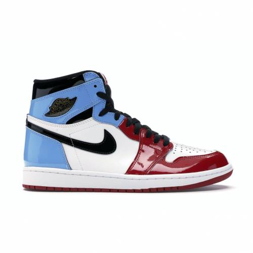 ナイキ ジョーダン JORDAN ハイ スニーカー 【 1 RETRO HIGH FEARLESS UNC CHICAGO WHITE UNIVERSITY BLUEVARSITY REDBLACK 】 メンズ