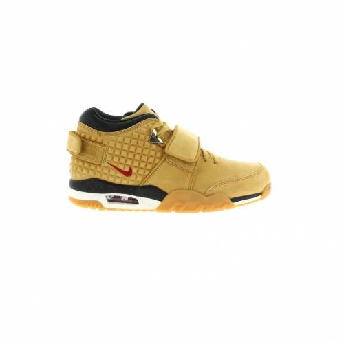 ナイキ NIKE エア スニーカー 【 AIR CRUZ WHEAT HAYSTACK GYM REDBLACKSAIL 】 メンズ