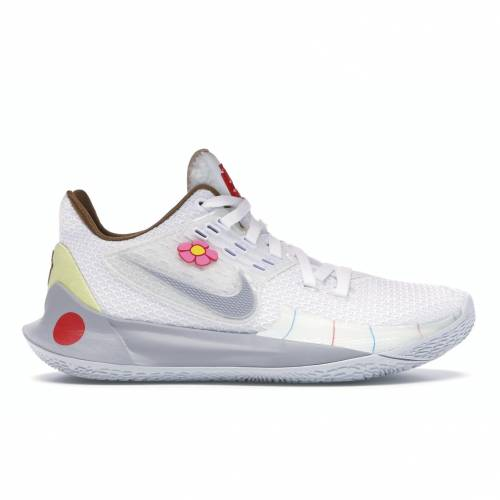 ナイキ NIKE カイリー スニーカー 【 KYRIE 2 LOW SPONGEBOB SANDY CHEEKS WHITE WOLF GREY 】 メンズ
