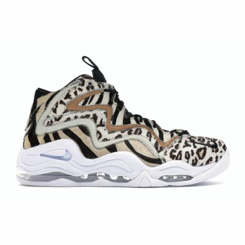 ナイキ NIKE エア スニーカー 【 AIR PIPPEN 1 KITH CHIMERA ANIMAL PRINT MULTICOLOR BLACKLIGHT BONE 】 メンズ