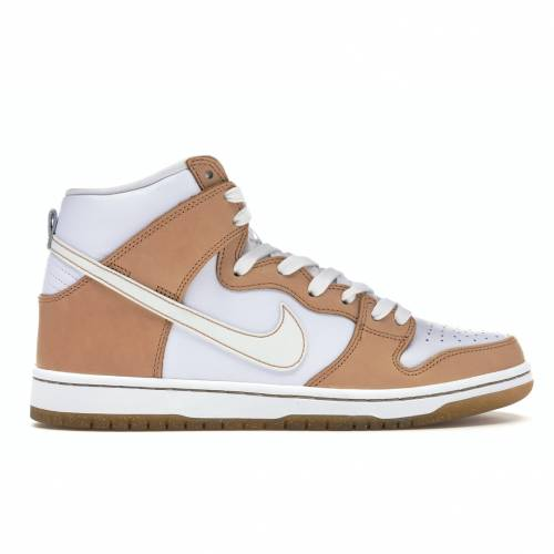 ナイキ NIKE エスビー ダンク ハイ プレミアム ボックス スニーカー 【 SB DUNK HIGH PREMIER WIN SOME LOSE SPECIAL BOX WITH ACCESSORIES VACHETTA TAN WHITEJERSEY GOLD 】 メンズ