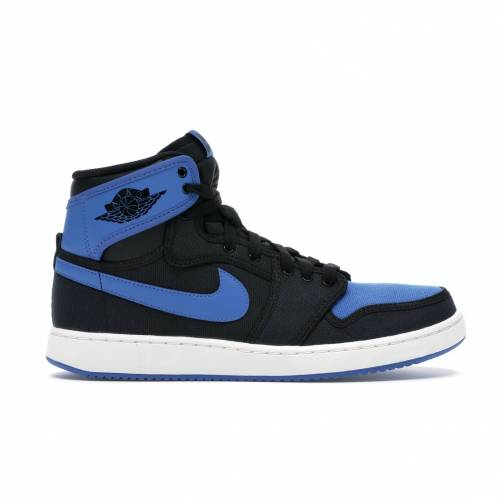ナイキ ジョーダン JORDAN スニーカー 【 1 RETRO AJKO ROYAL BLACK BLACKSPORT BLUE 】 メンズ