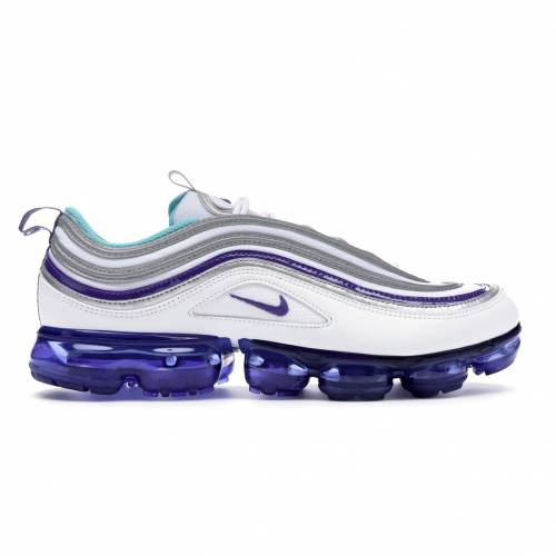 ナイキ NIKE エア スニーカー 【 AIR VAPORMAX 97 GRAPE WHITE AQUAVARSITY PURPLEMETALLIC SILVERPERSIAN VIOLET 】 メンズ
