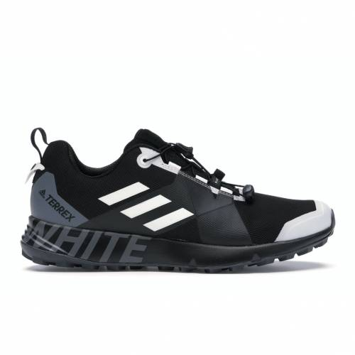 アディダス ADIDAS 白 ホワイト スニーカー 【 WHITE TERREX TWO GTX MOUNTAINEERING CORE BLACK CLOUD 】 メンズ