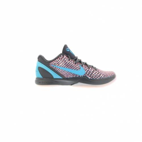 ナイキ NIKE コービー スニーカー 【 KOBE 6 ASG HOLLYWOOD 3D DARK GREY CHLORINE BLUEDARING RED 】 メンズ