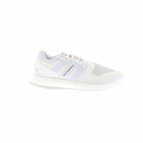アディダス ADIDAS スニーカー 【 Y3 PUREBOOST TRIPLE WHITE CRYSTAL 】 メンズ