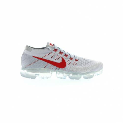 ナイキ NIKE エア スニーカー 【 AIR VAPORMAX OG PURE PLATINUM UNIVERSITY REDWOLF GREY 】 メンズ