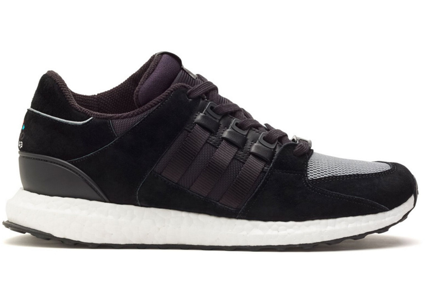 アディダス ADIDAS ウルトラ ブースト スニーカー 【 ULTRA BOOST EQT SUPPORT 93 16 CONCEPTS BLACK WHITE RED CORE 】 メンズ