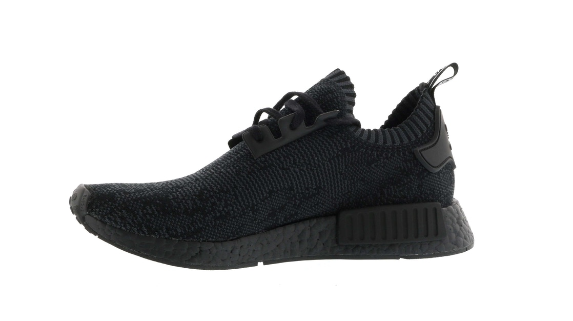 NMD R1 FRIENDS AND FAMILY PITCH BLACK