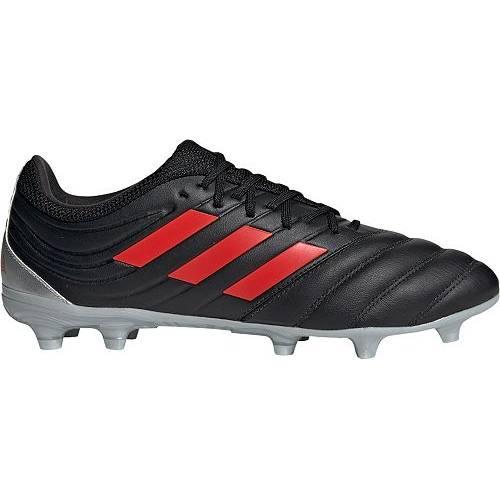 アディダス ADIDAS メンズ サッカー 19.3 スニーカー 【 Mens Copa 19.3 Fg Soccer Cleats 】 Black/red