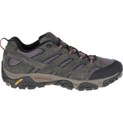 MERRELL メンズ スニーカー 運動靴 【 Mens Moab 2 Waterproof Hiking Shoes 】 Beluga
