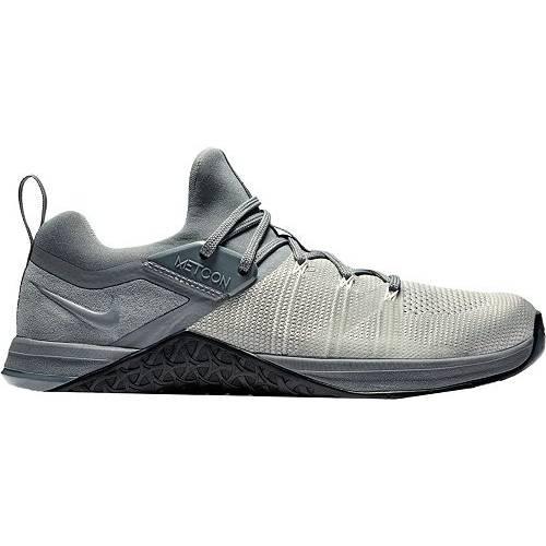 【スーパーセール中! 6/11深夜2時迄】ナイキ NIKE メンズ フライニット トレーニング スニーカー 運動靴 【 Mens Metcon Flyknit 3 Training Shoes 】 Grey/black