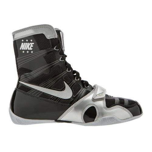 ナイキ NIKE スニーカー 運動靴 メンズ 【 Hyperko Boxing Shoes 】 Black/silver