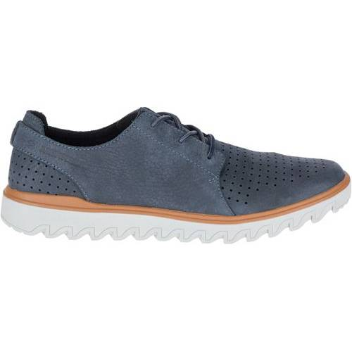 MERRELL メンズ スニーカー 運動靴 【 Mens Downtown Lace Casual Shoes 】 Slate