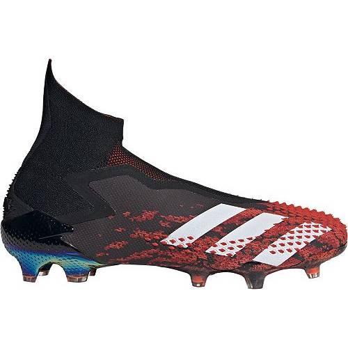 アディダス ADIDAS プレデター サッカー 20+ スニーカー メンズ 【 Predator 20+ Fg Soccer Cleats 】 Black/red