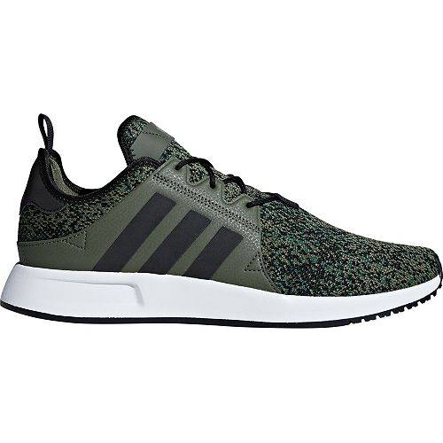 アディダス ADIDAS MEN'S X_PLR スニーカー 【 SHOES BASE GREEN BLACK 】 メンズ