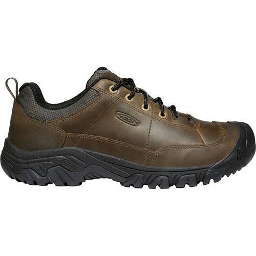 KEEN オックスフォード スニーカー 運動靴 MEN'S スニーカー 【 KEEN TARGHEE III OXFORD SHOES CANTEEN 】 メンズ スニーカー