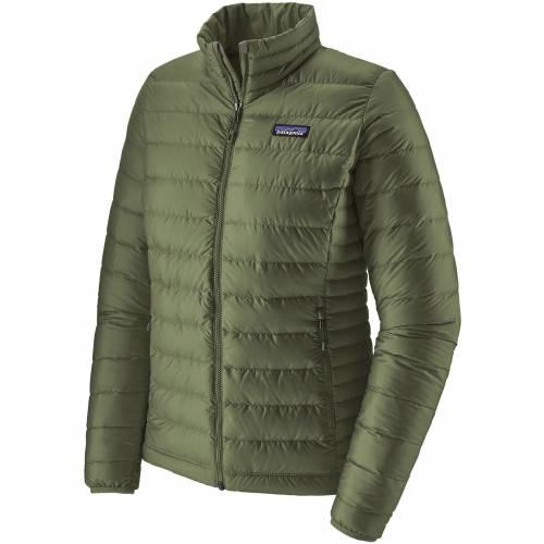 【★スーパーセール中★ 6/11深夜2時迄】PATAGONIA レディース ダウン 【 Womens Down Sweater Jacket 】 Camp Green