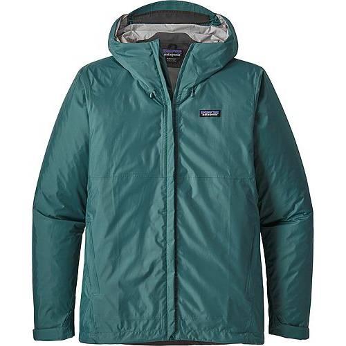 PATAGONIA メンズ シェル メンズファッション コート ジャケット 【 Mens Torrentshell Shell Jacket 】 Tasmanian Teal