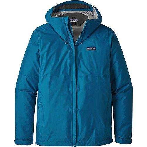 PATAGONIA メンズ シェル メンズファッション コート ジャケット 【 Mens Torrentshell Shell Jacket 】 Balkan Blue
