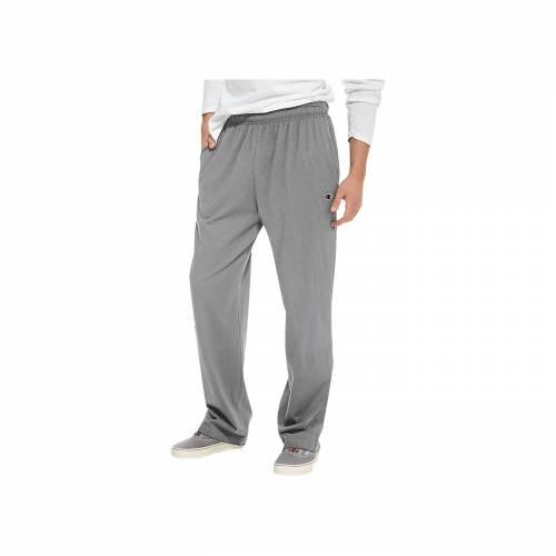 チャンピオン CHAMPION メンズ ジャージ メンズファッション ズボン パンツ 【 Mens Open Bottom Jersey Pants 】 Oxford
