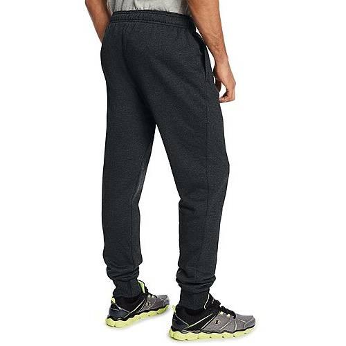チャンピオン CHAMPION メンズ フリース ジョガーパンツ メンズファッション ズボン パンツ 【 Mens Powerblend Retro Fleece Jogger Pants 】 Black