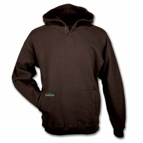 ARBORWEAR メンズ メンズファッション トップス パーカー 【 Mens Double Thick Hoodie (regular And Big And Tall) 】 Chestnut