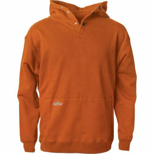 ARBORWEAR メンズ メンズファッション トップス パーカー 【 Mens Double Thick Hoodie (regular And Big And Tall) 】 Burnt Orange