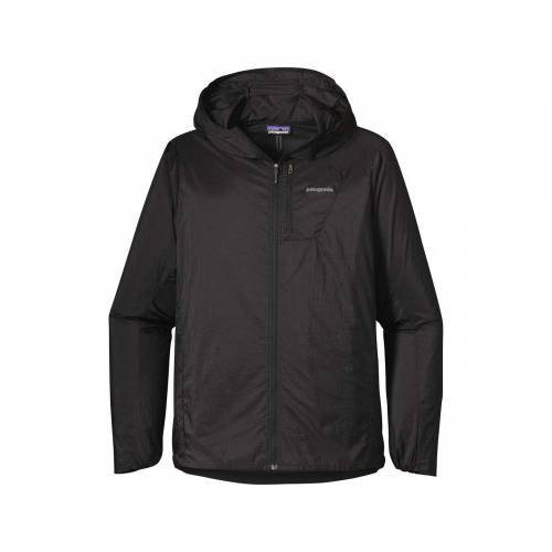 PATAGONIA メンズ シェル メンズファッション コート ジャケット 【 Mens Houdini Shell Jacket 】 Black