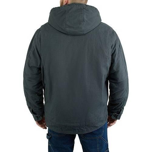 WOLVERINE メンズ メンズファッション コート ジャケット 【 Mens Lockhart Hooded Jacket 】 Granite