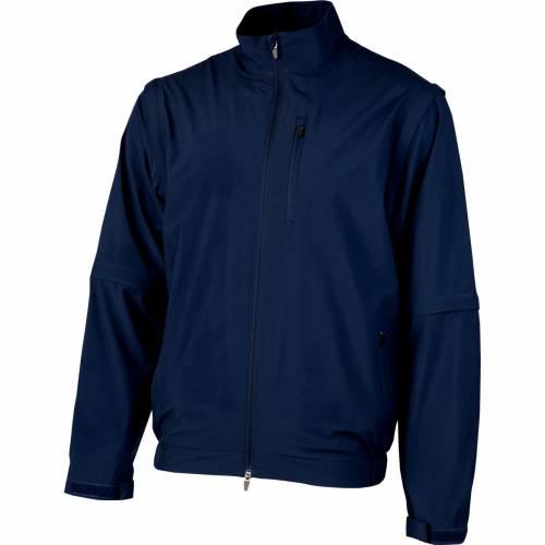 WALTER HAGEN メンズ ゴルフ メンズファッション コート ジャケット 【 Mens 3-in-1 Golf Jacket 】 Navy
