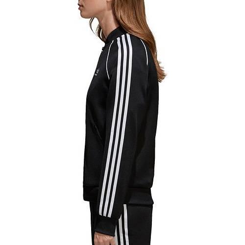 【★スーパーセール中★ 6/11深夜2時迄】アディダス ADIDAS レディース トラック 【 Originals Womens Track Jacket 】 Black