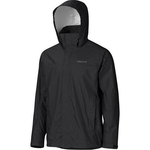 MARMOT メンズ メンズファッション コート ジャケット 【 Mens Precip Rain Jacket 】 Black