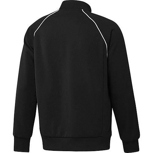 アディダス ADIDAS メンズ スーパースター トラック メンズファッション コート ジャケット 【 Originals Mens Superstar Track Jacket 】 Black/white