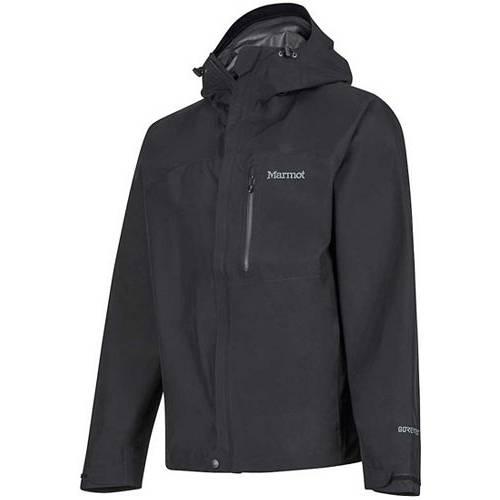 MARMOT メンズ メンズファッション コート ジャケット 【 Mens Minimalist Rain Jacket 】 Black