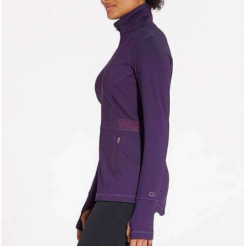 CALIA BY CARRIE UNDERWOOD レディース コア フィットネス 【 Womens Core Fitness Jacket 】 Blackberry Cordial